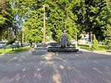 Памятник Г.В. Свиридову